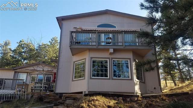 203 Apache Road, Florissant, CO 80816 (#5141117) :: Action Team Realty
