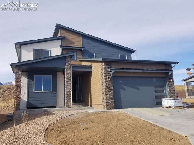 844 Uintah Bluffs Place, Colorado Springs, CO 80904 (#5149207) :: Tommy Daly Home Team