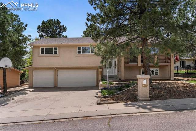 415 Guyout Ridge Court, Colorado Springs, CO 80919 (#5170967) :: Fisk Team, RE/MAX Properties, Inc.