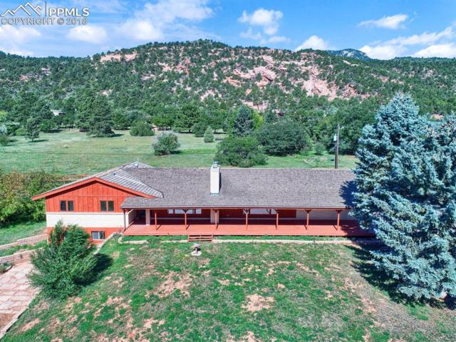 11440 Calle Corvo, Colorado Springs, CO 80926 (#5171319) :: 8z Real Estate