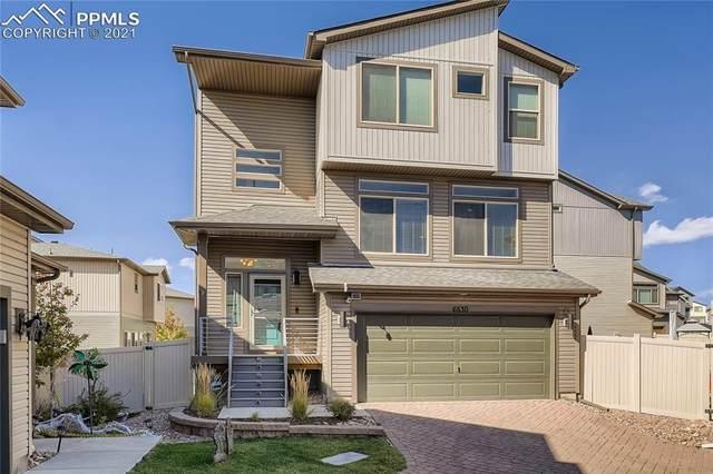 6530 Shadow Star Drive, Colorado Springs, CO 80927 (#5202942) :: Simental Homes   The Cutting Edge, Realtors