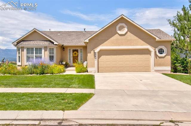 2340 Amberwood Lane, Colorado Springs, CO 80920 (#5223481) :: Action Team Realty