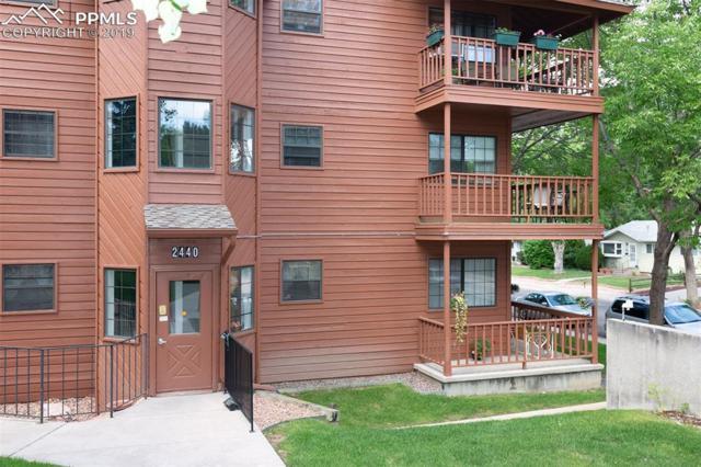 2440 Palmer Park Boulevard #205, Colorado Springs, CO 80909 (#5235671) :: 8z Real Estate
