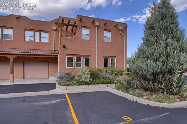8 Taos Place, Manitou Springs, CO 80829 (#5242440) :: Colorado Home Finder Realty