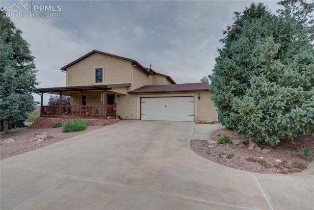 15570 Castlegate Court, Colorado Springs, CO 80921 (#5249099) :: The Daniels Team