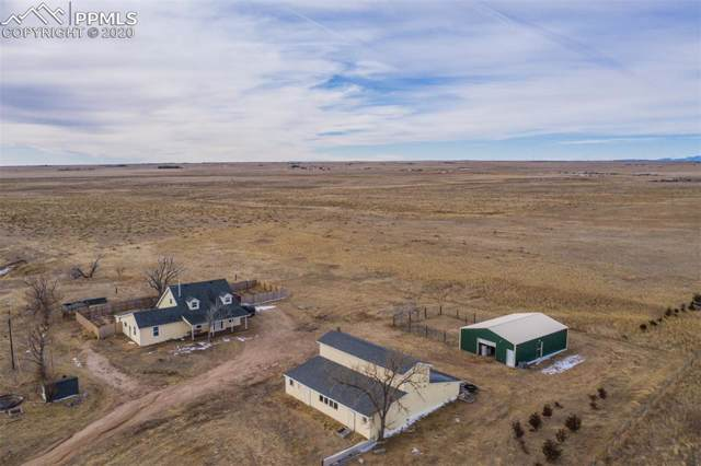 10320 Oil Well Road, Calhan, CO 80808 (#5259617) :: 8z Real Estate