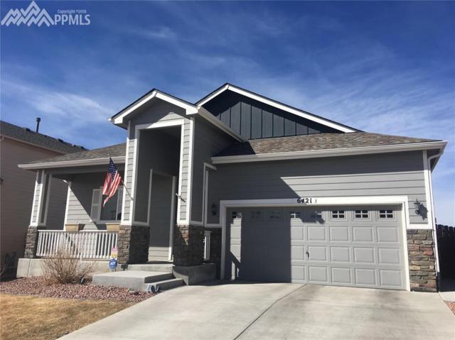 6421 Finglas Drive, Colorado Springs, CO 80923 (#5260710) :: RE/MAX Advantage