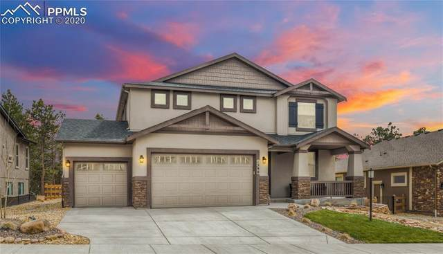 1590 Summerglow Lane, Monument, CO 80132 (#5269421) :: The Treasure Davis Team