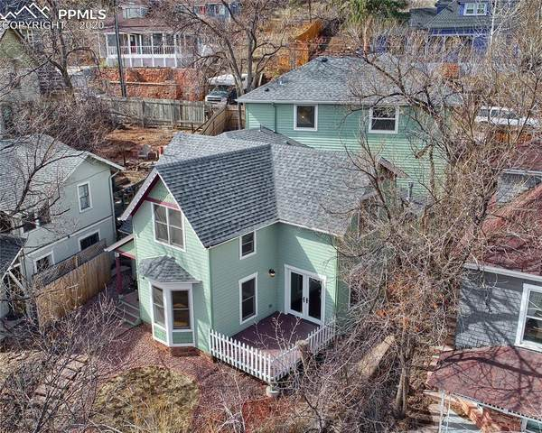 1121 Manitou Avenue, Manitou Springs, CO 80829 (#5278802) :: 8z Real Estate
