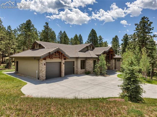 241 Thunder Ridge Drive, Woodland Park, CO 80863 (#5279238) :: 8z Real Estate