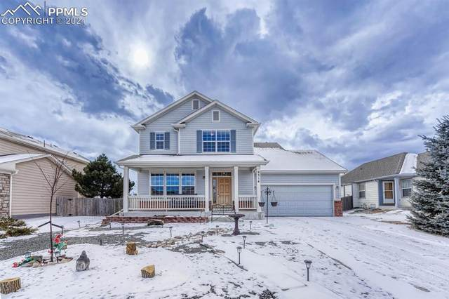 9314 Prairie Dunes Road, Peyton, CO 80831 (#5279310) :: 8z Real Estate
