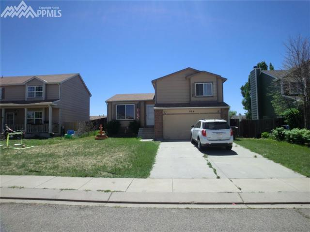 926 Daffodil Street, Fountain, CO 80817 (#5289668) :: 8z Real Estate