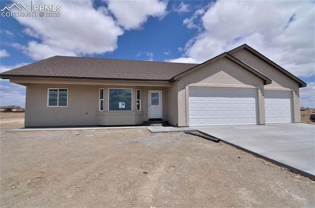 1047 W El Nido Drive, Pueblo West, CO 81007 (#5290484) :: Colorado Home Finder Realty