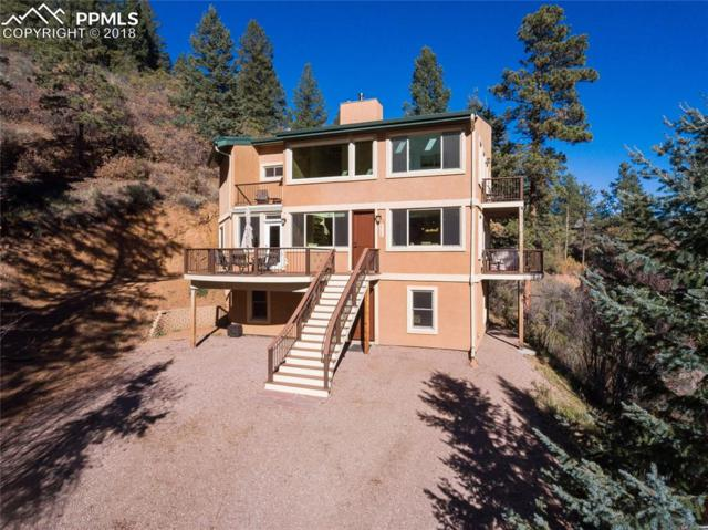 6740 Boulder Street, Green Mountain Falls, CO 80819 (#5305088) :: Jason Daniels & Associates at RE/MAX Millennium