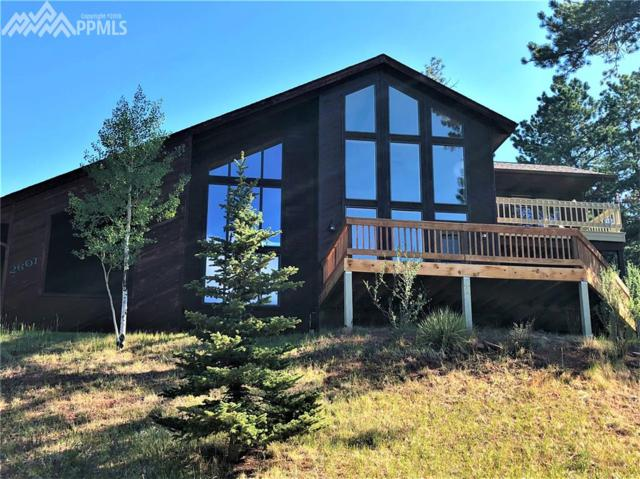2601 Vista Glen Court, Woodland Park, CO 80863 (#5313935) :: The Treasure Davis Team