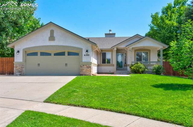 4190 Coolwater Drive, Colorado Springs, CO 80916 (#5327304) :: Fisk Team, RE/MAX Properties, Inc.