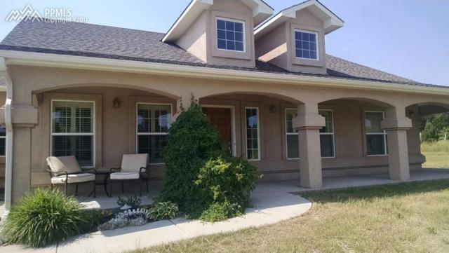 17410 W Cherry Stage Road, Colorado Springs, CO 80921 (#5331901) :: 8z Real Estate