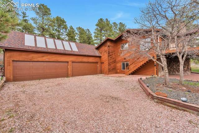 260 Scrub Oak Way, Monument, CO 80132 (#5332816) :: Action Team Realty