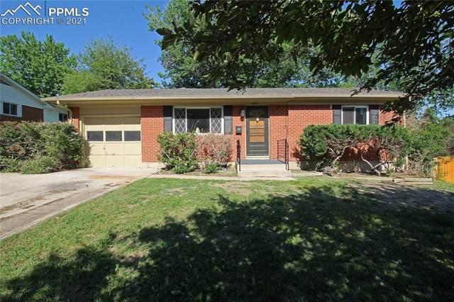 1401 Bates Drive, Colorado Springs, CO 80909 (#5339489) :: Fisk Team, RE/MAX Properties, Inc.