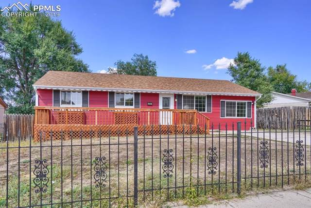 2122 Olympic Drive, Colorado Springs, CO 80910 (#5342122) :: Colorado Home Finder Realty