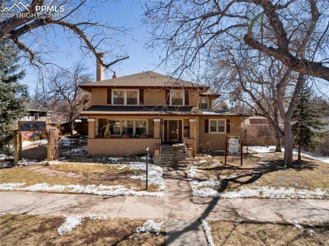 311 N Logan Avenue, Colorado Springs, CO 80909 (#5381066) :: The Kibler Group