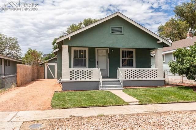 2605 5th Avenue, Pueblo, CO 81003 (#5395890) :: Tommy Daly Home Team