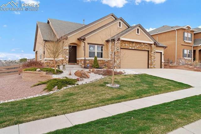 872 Black Arrow Drive, Colorado Springs, CO 80921 (#5434085) :: The Kibler Group