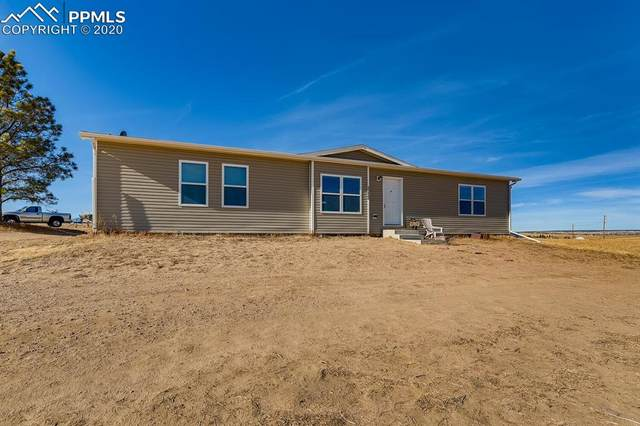 3250 Hoofbeat Road, Peyton, CO 80831 (#5435399) :: Venterra Real Estate LLC