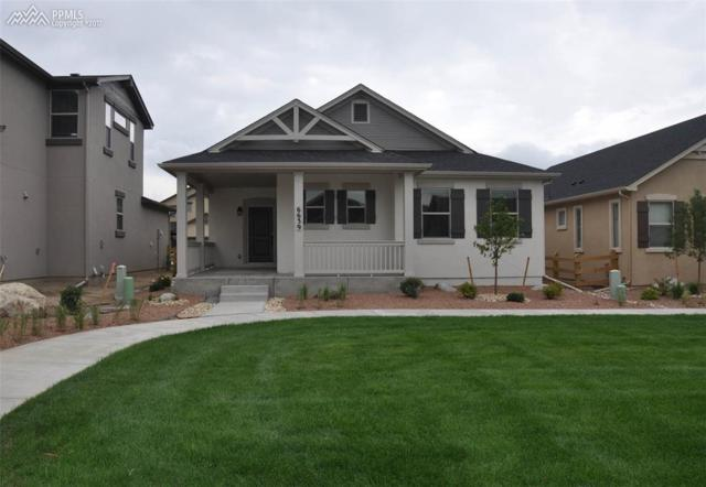 6636 Storm Rider Way, Colorado Springs, CO 80923 (#5459554) :: The Hunstiger Team