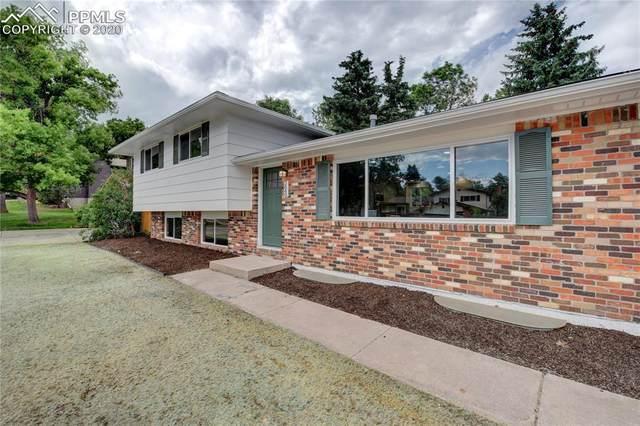 3640 Agate Drive, Colorado Springs, CO 80909 (#5497494) :: Finch & Gable Real Estate Co.