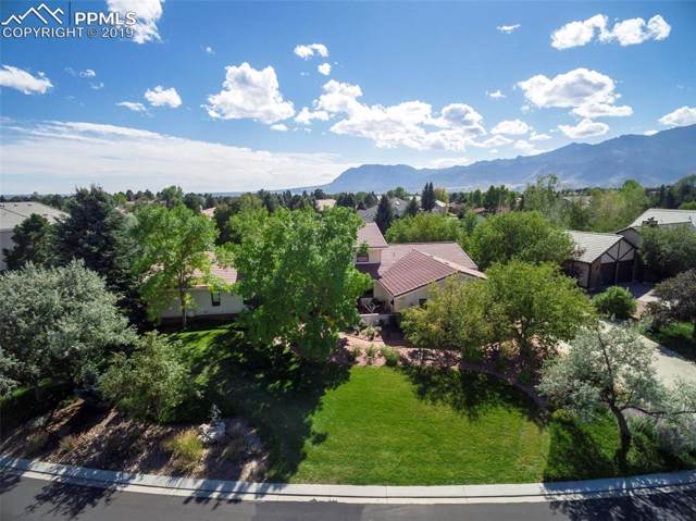 3945 Hill Circle, Colorado Springs, CO 80904 (#5517409) :: The Treasure Davis Team