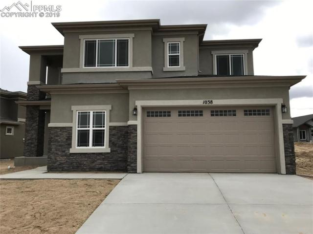 1038 Kelso Place, Colorado Springs, CO 80921 (#5534517) :: The Treasure Davis Team