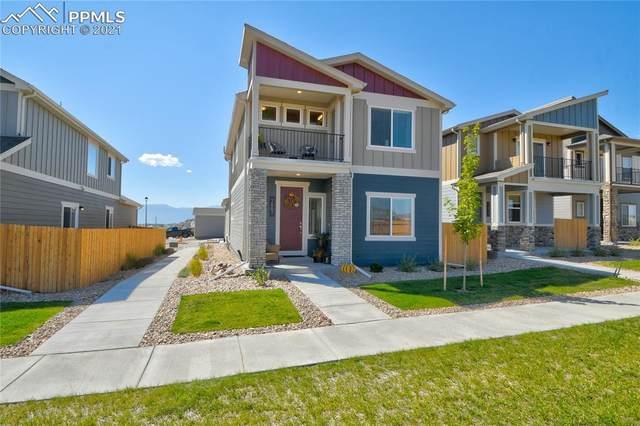 7863 Ochre View, Colorado Springs, CO 80908 (#5542072) :: Springs Home Team @ Keller Williams Partners