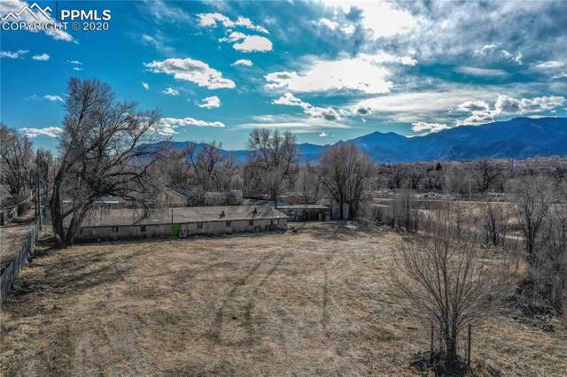 518 W Fillmore Place, Colorado Springs, CO 80907 (#5573462) :: Jason Daniels & Associates at RE/MAX Millennium