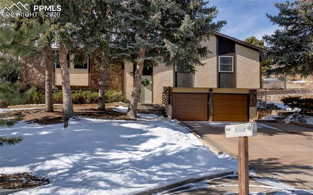 3505 Brushwood Lane, Colorado Springs, CO 80918 (#5580760) :: Jason Daniels & Associates at RE/MAX Millennium