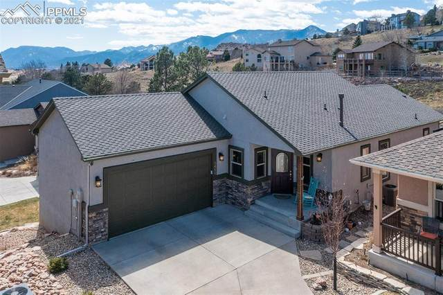 5450 Majestic Drive, Colorado Springs, CO 80919 (#5604605) :: The Harling Team @ HomeSmart