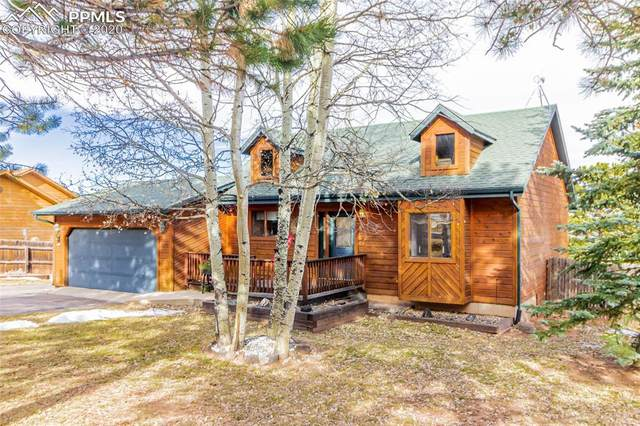 1040 W Bowman Avenue, Woodland Park, CO 80863 (#5618392) :: Jason Daniels & Associates at RE/MAX Millennium