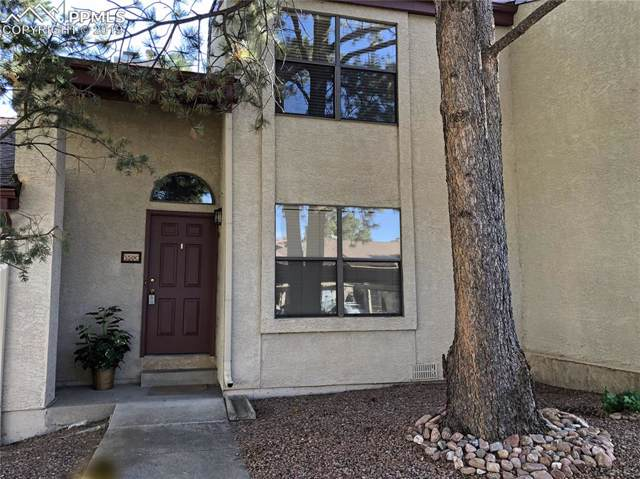 550 Autumn Crest Circle C, Colorado Springs, CO 80919 (#5633677) :: Tommy Daly Home Team