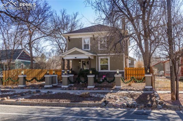 617-619 E Willamette Avenue, Colorado Springs, CO 80903 (#5645265) :: Action Team Realty