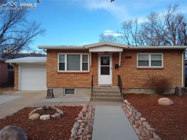 1424 Custer Avenue, Colorado Springs, CO 80903 (#5645915) :: Fisk Team, RE/MAX Properties, Inc.