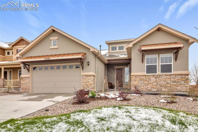 17493 Leisure Lake Drive, Monument, CO 80132 (#5669423) :: Action Team Realty