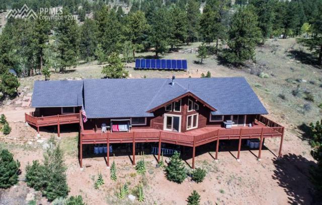 361 Crystal Peak Road, Florissant, CO 80816 (#5692625) :: 8z Real Estate
