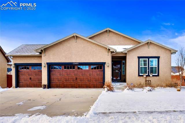 12405 Mt Belford Way, Peyton, CO 80831 (#5698917) :: Venterra Real Estate LLC