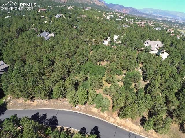 667 Silver Oak Grove, Colorado Springs, CO 80906 (#5705872) :: The Treasure Davis Team