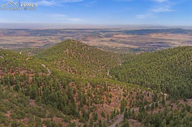 Lot 23 Big Spruce Heights, Colorado Springs, CO 80926 (#5720135) :: The Daniels Team