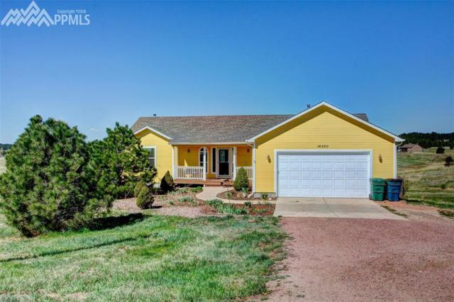16280 Northcliff Place, Elbert, CO 80106 (#5734713) :: 8z Real Estate