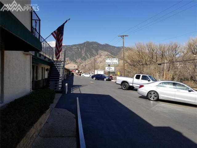 423 Manitou Avenue, Manitou Springs, CO 80929 (#5738610) :: Action Team Realty