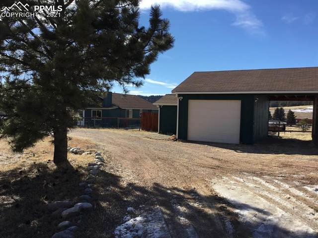 407 High Pasture Road, Florissant, CO 80816 (#5751005) :: Action Team Realty