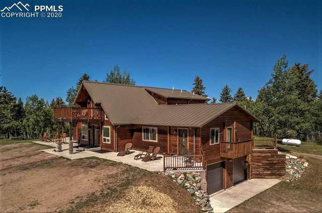 10257 W Highway 24 Highway, Divide, CO 80814 (#5753721) :: The Daniels Team