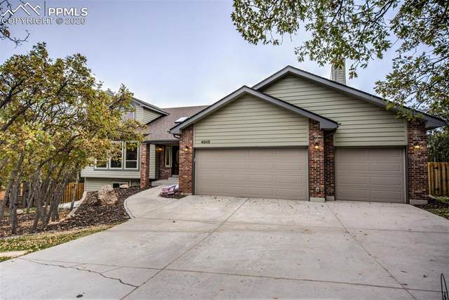 4945 Newstead Place, Colorado Springs, CO 80906 (#5760246) :: The Treasure Davis Team